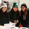 IMG_0280 Megan Snyder, Leslie Simoncini and Eida Pacheco