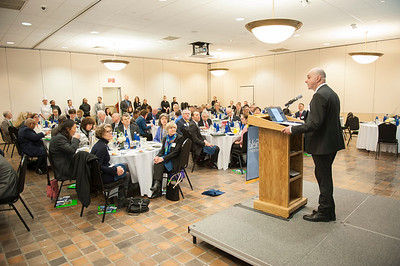 The 2018 Western MAssachusetts Public Higher Education Legislative Breakfast
