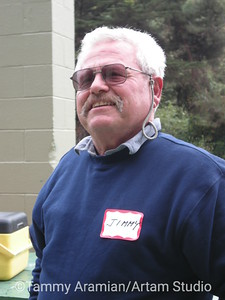 Jimmy O'Keefe, founder of Jimmy's Old Car Picnic