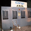Western Jail Vignette - Custom Signage