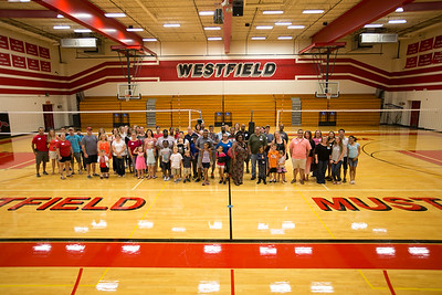 Westfield Tour - Class of '95