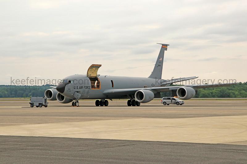 KC-135R Stratotanker.