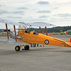 DeHavilland DH 82A T-7602 Tiger Moth