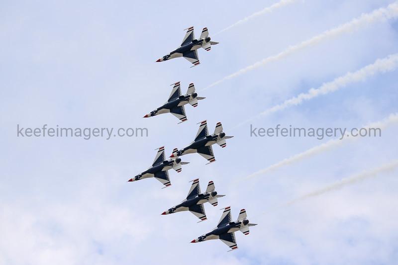 F-16C/D Fighting Falcons