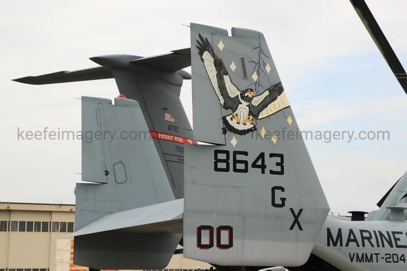 Tail Art, MV-22 Osprey