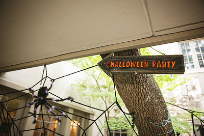 Westwood Country Club Halloween Event