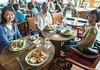 Luncheon at the Schooner's Cafe