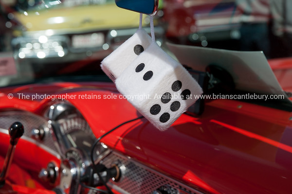 Whangamata Beach Hop 2012. Those dice.