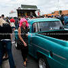 Whangamata Beach Hop 2012. The crowd, the cars, the music.