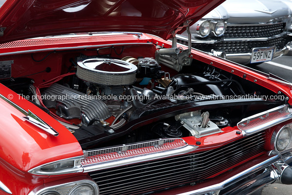 Whangamata Beach Hop 2012. Under the hood.