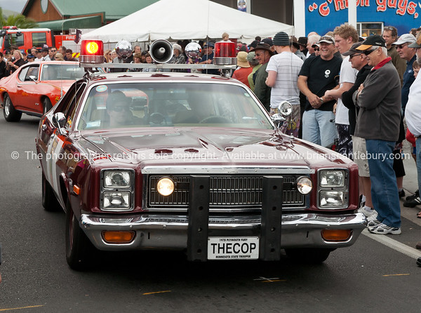 Whangamata Beach Hop 2012. The Cop.