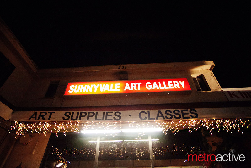 """Sunnyvale Art Gallery<br /> <br /> Photo by Jessica Shirley-Donnelly 