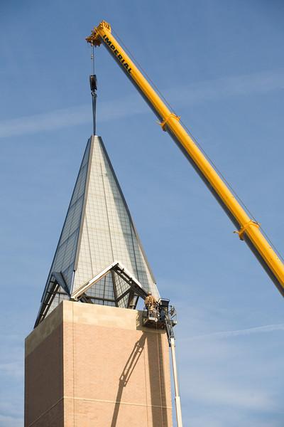 Wheaton Bible Church Tower