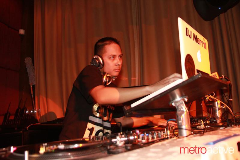 DJ Merrill