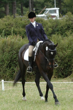 Dressage - Whidbey 2005