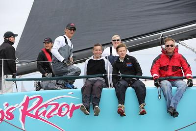 Whidbey Island Race Week 2015
