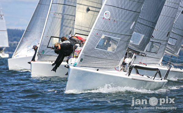 Whidbey Island Race Week 2016
