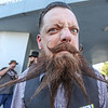 John Graff )won the best freestyle) at the Whiskerino Contest held at the Phoenix Theather on October 5, 2013