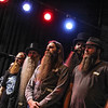 The Beard contestants at the Whiskerino Contest held at the Phoenix Theather on October 5, 2013
