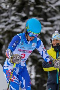 U16 Super G Boys - Klein Vaclav - 3rd Place. Slovakia