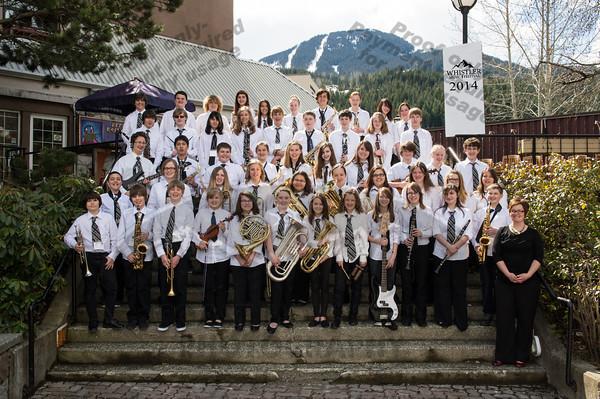 Lake City Grade 8 Band 03