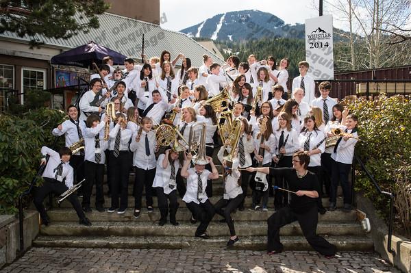 Lake City Grade 8 Band 05