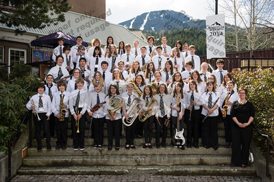 Lake City Grade 8 Band 01