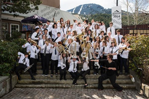 Lake City Grade 8 Band 04