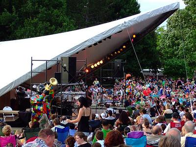 Whitaker Music Festival