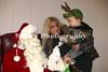 Santa, Teresa Leopard and Cason Castaneda