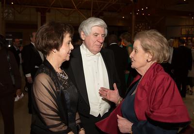 Madeleine Albright, Ben Nelson