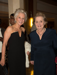 Madeleine Albright, Jane Harman