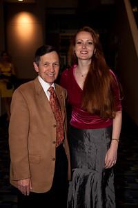 Rep. Dennis and Elizabeth Jane Kucinich
