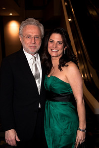 Wolf Blitzer is currently the host of the newscast CNN's The Situation Room, with Linda Roth, a CNN producer