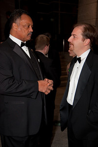 Jesse Jackson and Chuck Todd