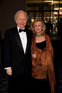 Senator Joe Lieberman and his wife Hadassah