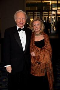 Senator Joe Lieberman and his wife Hadassah