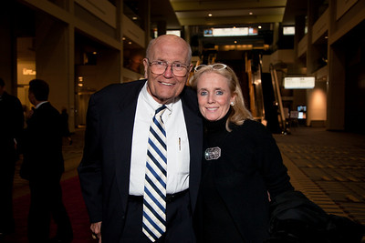 Rep. John Dingell (D-MI) and wife Debbie