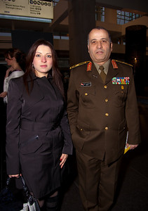 Amira Abdelrahman  Major General Mohamed Elkeshky serves concurrently as the Egyptian Defense Attaché to the United States and to Canada, a post he assumed in 2009.