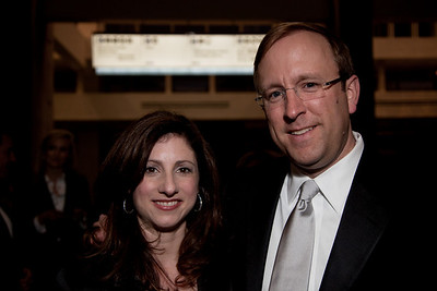 Jonathan Karl is ABC News' senior congressional correspondent (with wife)