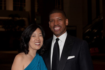 Kevin Johnson is the Mayor of the City of Sacramento and a former NBA All-Star and Michelle Rhee, the chancellor of DC Public Schools .