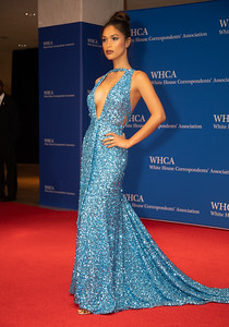 White House Correspondents' Association Dinner; Geena Rocero