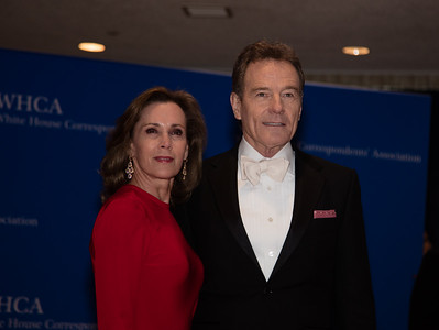 Bryan Cranston, White House Correspondents' Dinner