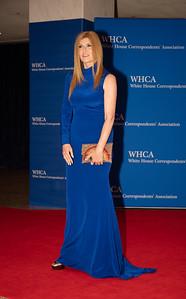 Connie Britton, White House Correspondents Dinner