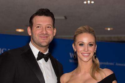 Tony Romo, White House Correspondents' Dinner