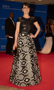 Constance Zimmer, White House Correspondents' Dinner