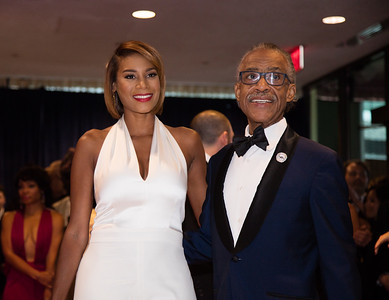 Al Sharpton, Aisha McShaw, White House Correspondents' Dinner