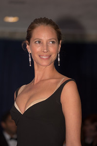Christy Turlington, White House Correspondents Dinner