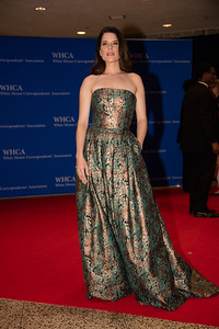 Neve Campbell, White House Correspondents' Dinner