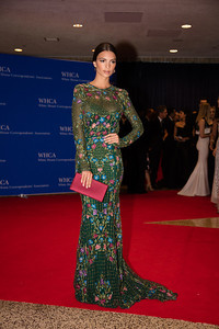 Emily Ratajkowski, White House Correspondents Dinner